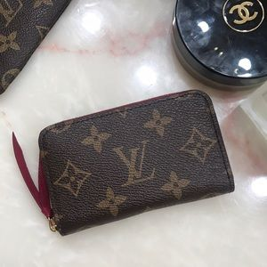 LV multicartes wallet
